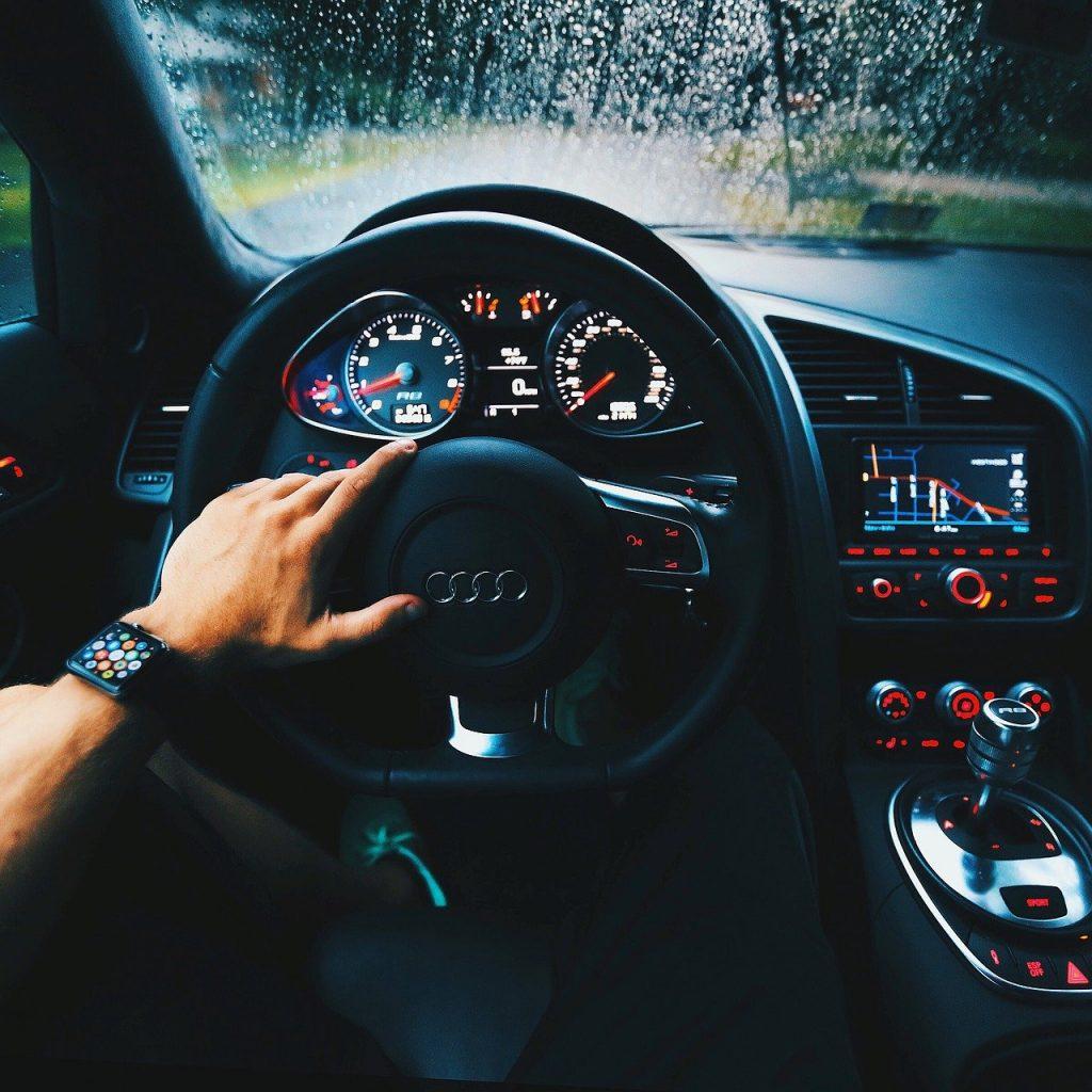 Wygodnie i komfortowo samochodem