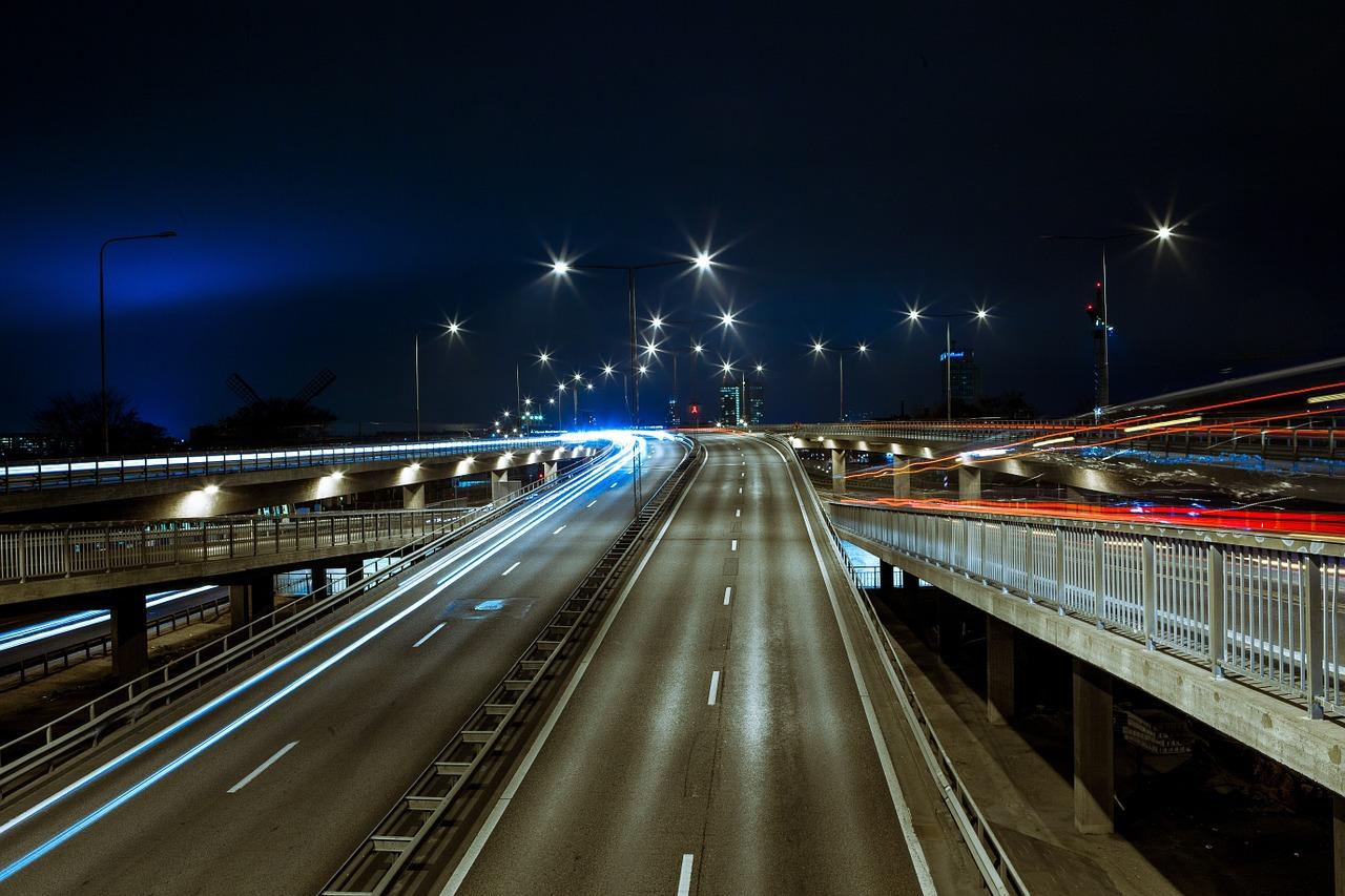 Bariery energochłonne na drogach