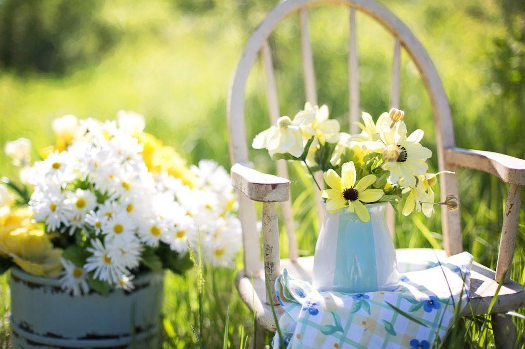 Żagiel do ogrodu: ciekawe rozwiązanie